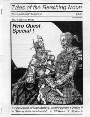 "#7 ""Hero Quest Special"""