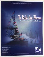 To Rule the Waves - Naval Battles of the 1880's in the Mediterranean