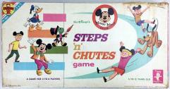 Walt Disney's Steps 'n' Chutes
