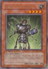 Genex Searcher (Rare)
