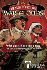 Wealth of Nations Expansion #1 - War Clouds