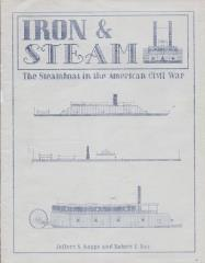 Iron & Steam - Naval Wargaming in the American Civil War