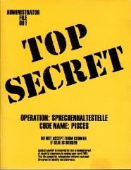 Introductory Module - Operation - Sprechenhaltestelle
