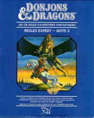 Donjons & Dragons - Regles de Expert (Dungeons & Dragons Expert Set, French Edition)