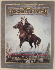 Forgotten Realms Campaign Setting (1st Edition) - DM's Sourcebook of the Realms