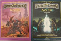 Kara-Tur - The Eastern Realms - Books Only!