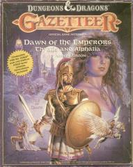 Gazetteer - Dawn of the Emperors