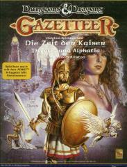 Gazetteer - Die Zeit der Kaiser (Dawn of the Emperor's) (German Edition)