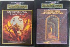 Ruins of Undermountain, The - Books Only!
