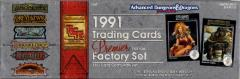1991 TSR Collector Cards Factory Set