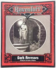 Forbidden Lore - Dark Recesses
