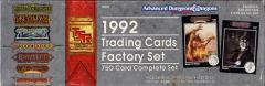 1992 TSR Collector Cards Factory Set