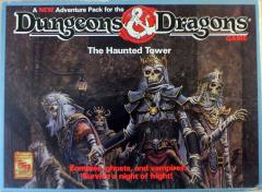 Dungeons & Dragons Board Game - The Haunted Tower