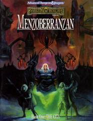 Menzoberranzan - Book 1, The City