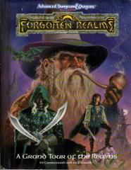 Forgotten Realms Campaign Setting - Grand Tour of the Realms