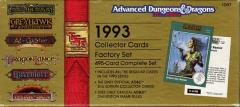 1993 TSR Collector Cards Factory Set