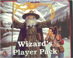 Wizard's Player Pack