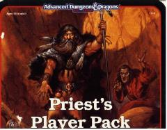 Priest's Player Pack