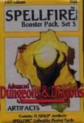 Set #5 - Artifacts Booster Pack