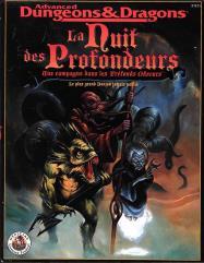 La Nuit des Profondeurs (Night Below, French Edition)