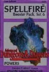 Set #6 - Powers Booster Pack