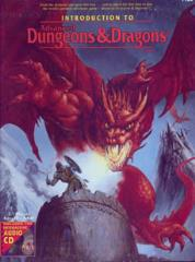 Introduction to Advanced Dungeons & Dragons Game (1st Printing)