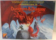 Introduction to Advanced Dungeons & Dragons Game (2nd Printing)