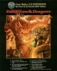 AD&D Core Rules 2.0 - Expansion (PC CD-Rom)
