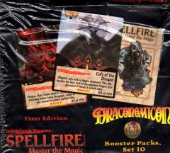 Set #10 - Draconomicon Booster Pack
