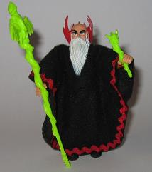 Kelek - Evil Sorcerer