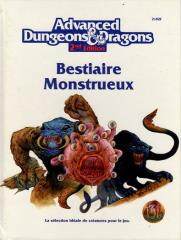 Bestiaire Monstrueux (Monstrous Manual, French Edition)