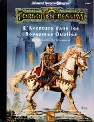 L'Aventure dan les Royaumes Oublies (Forgotten Realms Adventures)