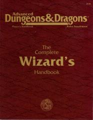 Complete Wizard's Handbook, The (2nd Printing)