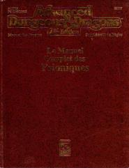 Le Manuel Complet des Psioniques (The Complete Psionics Handbook, French Edition)