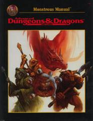 monstrous manual 2nd edition