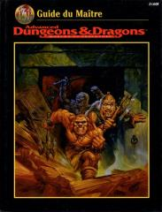 Guide du Maitre (Dungeon Master's Guide, Revised French Edition)