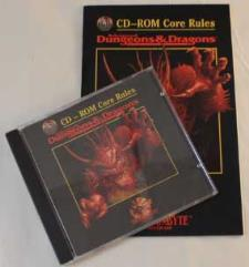 AD&D Core Rules 1.0 (PC CD-Rom)