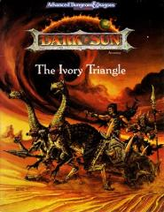 Ivory Triangle, The - Campaign Book Only!