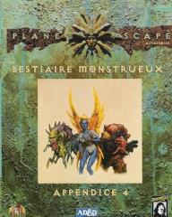 Bestiaire Monstrueux (Monstrous Compendium Planescape Appendix #1) (French Edition)