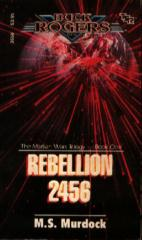 Martian Wars, The #1 - Rebellion 2456