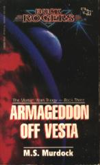 Martian Wars, The #3 - Armageddon Of Vista