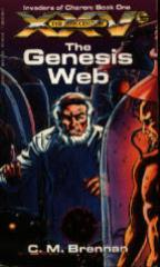Invaders of Charon #1 - The Genesis Web
