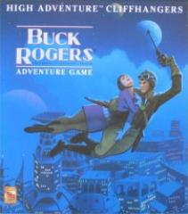 Buck Rogers Adventure Game - Cliffhangers