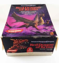Vinyl Model - Red Dragon of Krynn