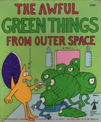 Awful Green Things From Outer Space, The (2nd Printing)