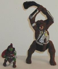 Bugbear & Goblin