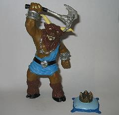 Minotaur of the Maze & Crown Treasure