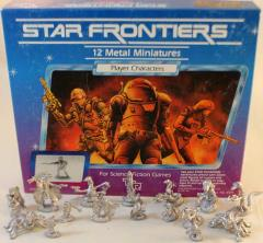 Star Frontiers - Player Characters
