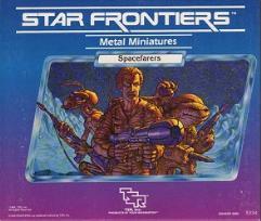 Star Frontiers - Spacefarers