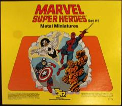 Marvel Super Heroes Set #1